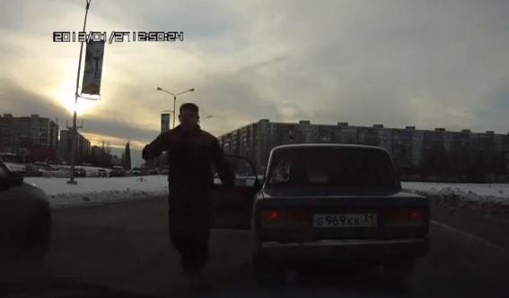 russianroadrage