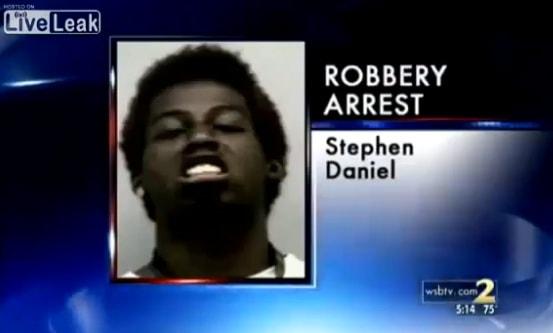 dumbassarrested