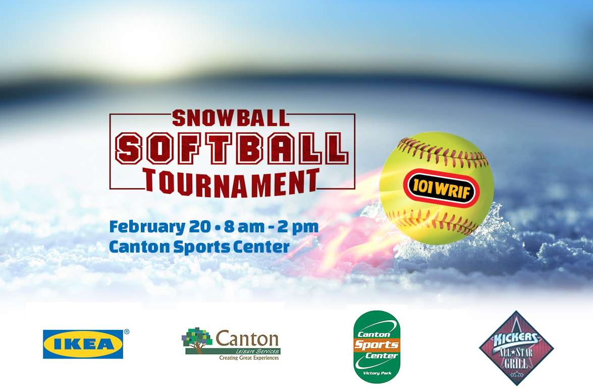 The City of Canton Snowball Tournament