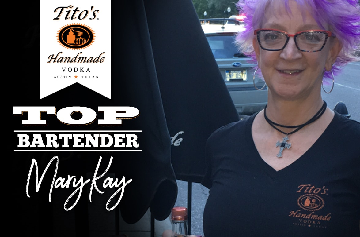 Marykay Tito S Top Bartender At The Penn Bar Amp Grill In