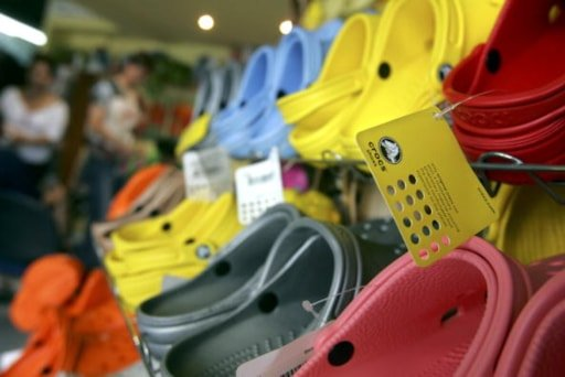 7a7622ac43806 High-Heeled Crocs Are Now a Thing That Exists