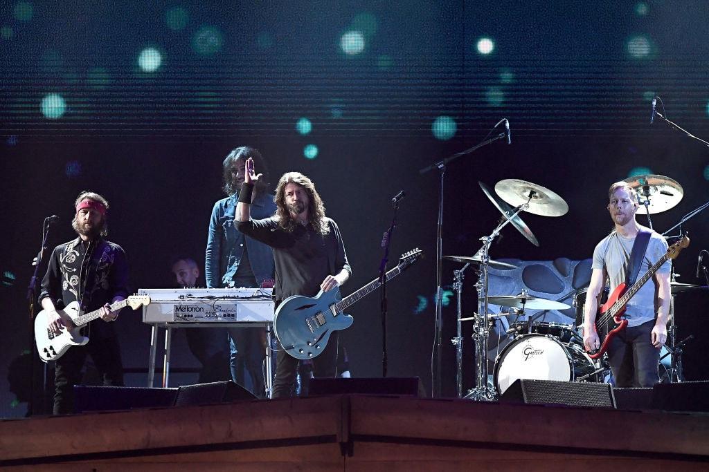 Foo News Round-Up: Shiflett's Guitars, Grohl's Daughter ...
