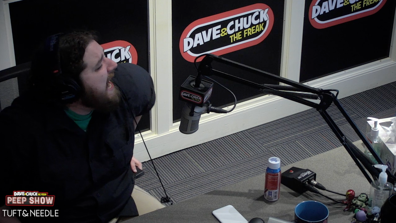 Dave & Chuck the Freak Peep Show: Andy's Tracksuit Fire