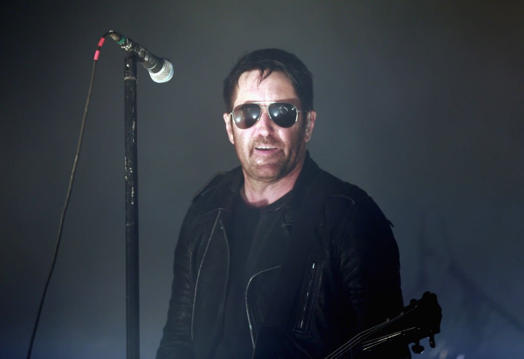 Trent Reznor refused to guestlist Ted Cruz at a recent NIN show!