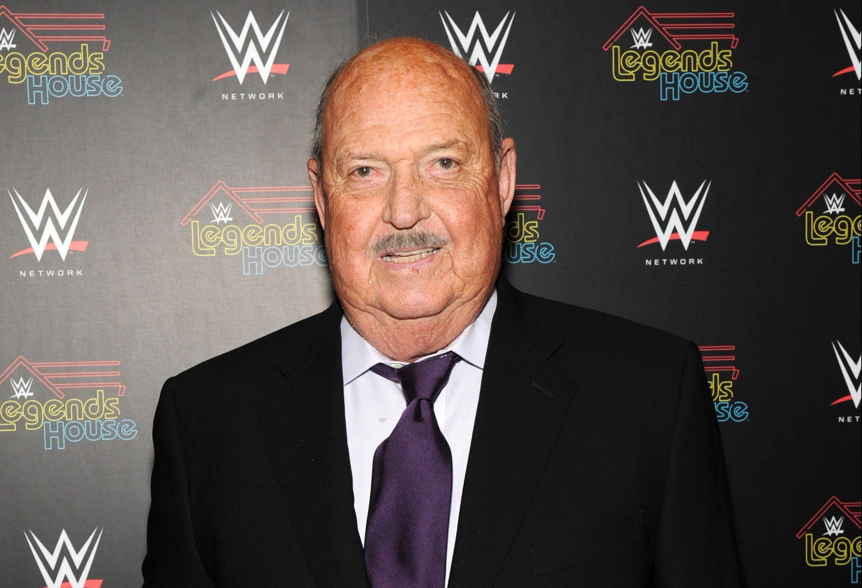 'Mean Gene' Okerlund, famed wrestling announcer, dies at 76