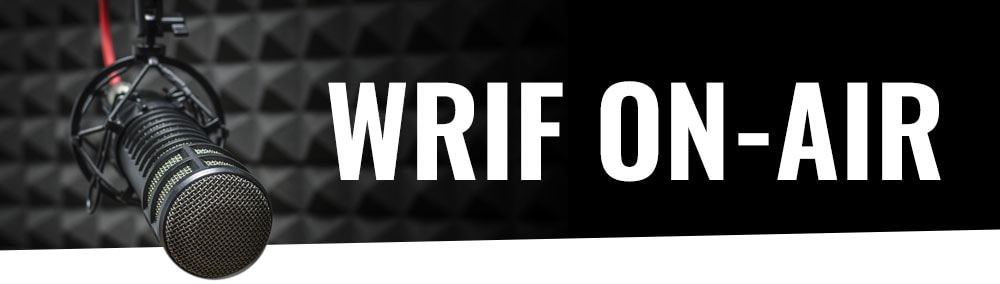 WRIF On-Air Schedule