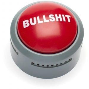 bullshit button from iwoot