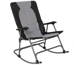 rocking chair for camping